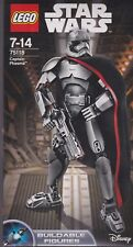 LEGO STAR WARS 75118 CAPTAIN PHASMA BUILDABLE FIGURE New NIB Sealed