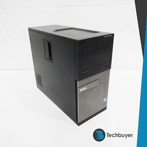Dell Optiplex 390 i3 2100 4GB Ram 256GB Windows 10 Home MT Tower PC