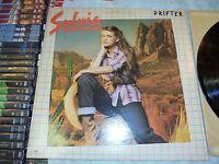 Drifter By Sylvia (Vinyl 1981) Record Album 33 LP Used