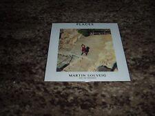 "Martin solveig  rare cd single promo remix import ""places"""