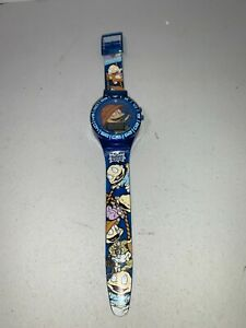 Vintage 90s 1998 Burger King Rugrats The Movie Tommy Pickles Watch! Nickelodeon!