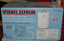 Stiebel Eltron 233219 2.5 Gallon 1300W 120V Mini Tank Electric Water Heater