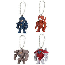 Pacific Rim: Uprising Swing Mascot Keychain Collection