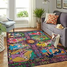 Disney Princesses Area Rugs Living Room Carpet FN181235 Local Brands Floor Decor