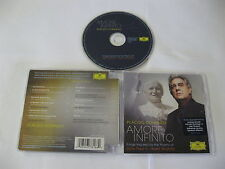 Placido Dom ingo amore Infinito - CD Compact Disc