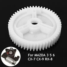 Front Rear Power Window Regulator Motor Gear For MAZDA 3 5 6 CX-7 CX-9 RX-8 MA