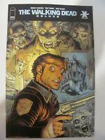 Walking Dead Deluxe #1 Image 2020 Series Robert Kirkman Adams Cover 9.6 NM+