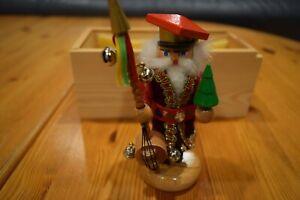 "Steinbach Polish Santa 5.5"" Mini Nutcracker Limited Edition - Germany"