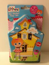 Lalaloopsy Bea Spells A Lot Gel Sticker Play Set  -  45 Magic Gel Stickers