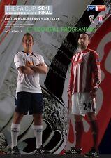 * 2011 FA CUP SEMI-FINAL - BOLTON WANDERERS v STOKE CITY *