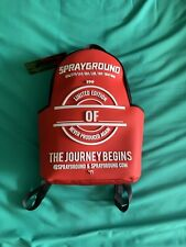 Sprayground Limited Edition Backpack