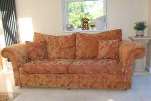 Handmade quality Duresta sofa RRP £3450