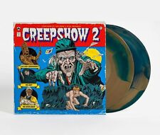 Creepshow 2 - 2 x Coloured Vinyl - Complete - Limited Editon - Rick Wakeman