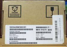 Intel SSDSA2BW300G301 320 Series 300Gb MLC SATA-II 2.5-Inch Internal SSD NIB