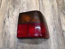 Audi 100 C3 Avant Rücklicht Rückleuchte rechts schwarz rot#1436