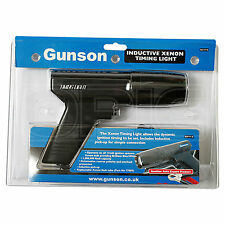 Gunson Timestrobe Xenon Timing Light
