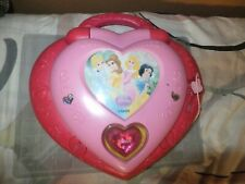 Disney Princess VTech Magical Learning Laptop Computer w Key -100% Works, Tested