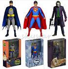 NECA Action Figure Comics Hero DC Dark Knight Batman Superman The Joker Toy 7''