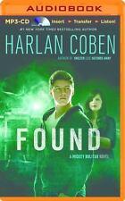 Mickey Bolitar: Found 3 by Harlan Coben (2015, MP3 CD, Unabridged)