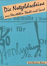 5007: the Token Bills NEUSTETTIN Town and Country, Karl-Christian boenke