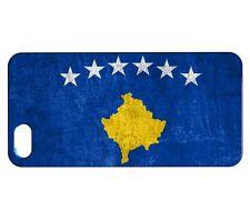 Coque iPhone SE Drapeau KOSOVO 01