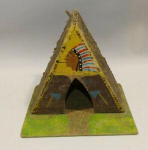 DDR - Indianer  Zelthütte Hütte von  Richard Hopf