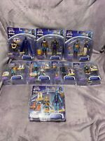 Space Jam New Legacy Action Figures Set Of 8 LeBron Bugs Marvin Lot Moose Toys