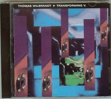 Thomas Wilbrandt - Transforming V -  CD - NEW