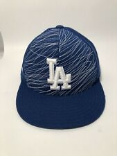 LA Dodgers American Needle Cooperstown Collection Fitted Cap Hat  7 1/4