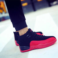 Mens Basketball Shoes Running Sports Sneakers Athletic Outdoor Absorbing Shock