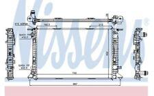 NISSENS Radiador, refrigeración del motor AUDI A4 A6 Q5 Q3 A5 60323