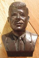 President John F. Kennedy (JFK) Bust Statue Sculpture Figure, Book End?
