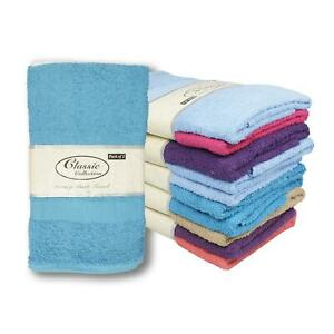 """NEW 2 Pack Bath Towel- 24"""" x 44""""- Assorted Colors STYLE MAY VARY"""