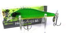 Megabass Prop Darter 80 Flottant Leurre Green Rat Snake (4062)