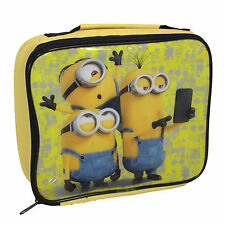 MEGABRANDS Les Minions jaune LUNCHBAG 3205225hv