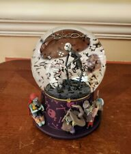 DISNEY PARKS NIGHTMARE BEFORE CHRISTMAS SNOWGLOBE