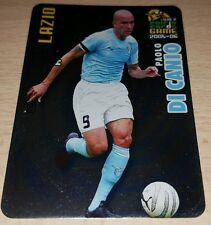 CARD CALCIATORI PANINI 2005-06 LAZIO DI CANIO CALCIO FOOTBALL SOCCER ALBUM
