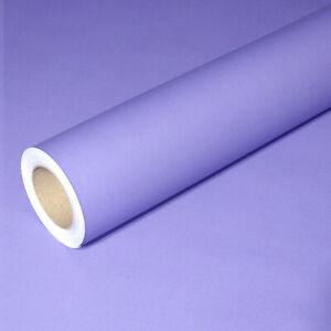 0,47€/m² 50m x 1,00m lila JUNOPAX Geschenkpapier wetterfest violett Flieder