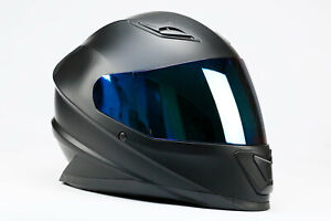 BNO-X4 Integralhelm Motorrad  Roller Helm, sehr leicht,  Farbvarianten S M L XL