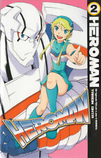 HeroMan Manga Volume 2