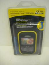 NEW OtterBox Defender Series BlackBerry Curve 8500 8520 8530 Commuter Case Black