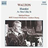 Walton: Hamlet/As You Like It - Sir William Walton and Andrew Penny