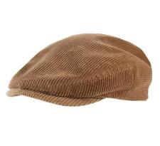 Stetson  Men's Kent Cord Flat Cap