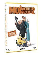 DVD *** MOI MOCHE ET MECHANT 2 ***  ( neuf sous blister )