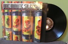 "One Minute Silence ""Available In All Colours"" LP Orig VG+ Slipknot Mudvayne Korn"
