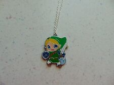 Japan Game Anime The Legend of Zelda  Link  Necklace Pendant Charm Cosplay