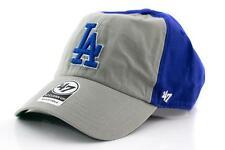 LA Dodgers MLB Supporters Hat Clean Up Cap - 47 Brand Los Angeles Baseball Cap