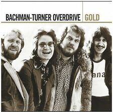 Bachman-Turner Overdrive - Gold [New CD] Rmst