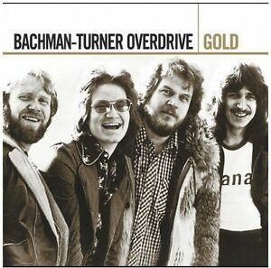 Bachman-Turner Overdrive - Gold [New CD] Rmst