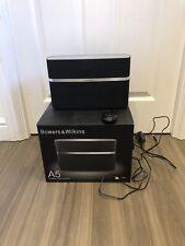 Bowers & Wilkinson B&W A5 Wireless WiFi Apple Airplay Music System Speaker